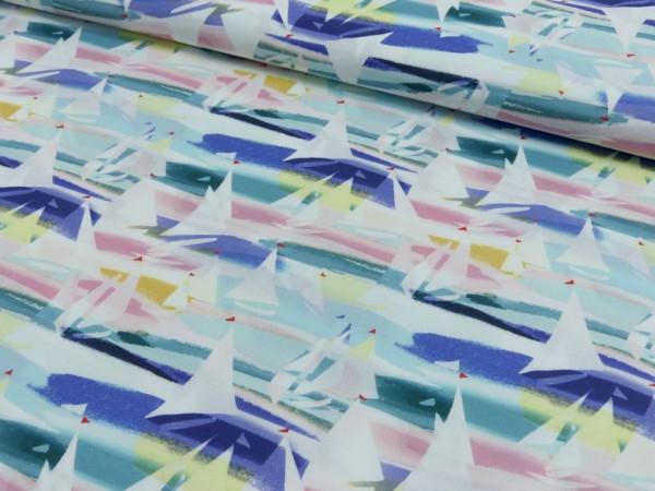 Baumwoll Stretch Digitaldruck