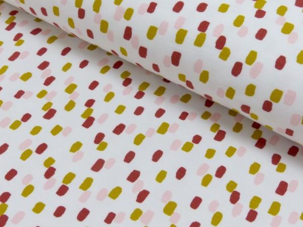 Sweat Shirt Druck Stripes