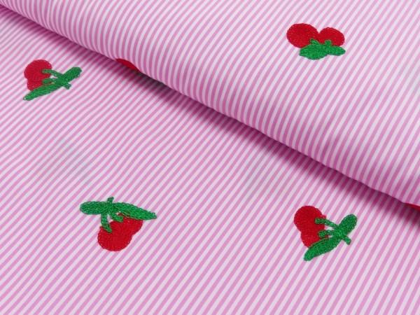 Stickerei Cherry