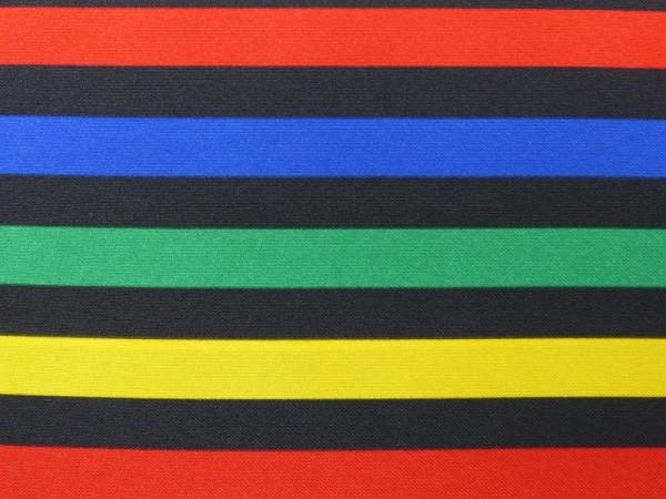 Polyester Stretch Streifen
