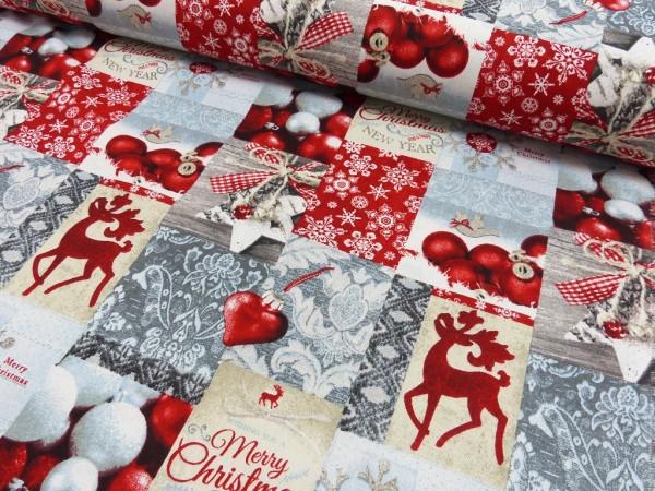 Deko Druck Weihnachten