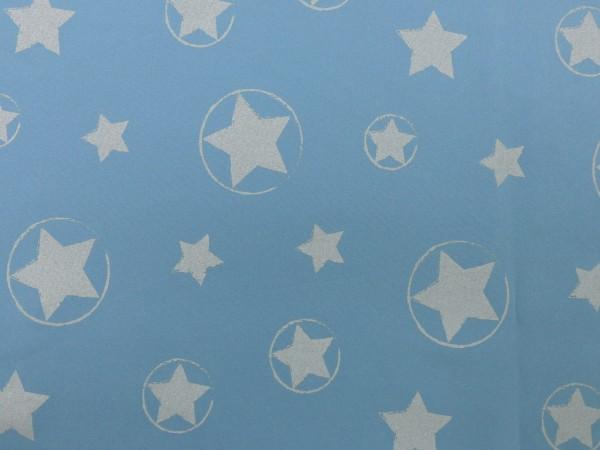 Softshell Reflective Druck Sterne