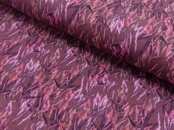 Baumwoll Jersey Druck Florastic