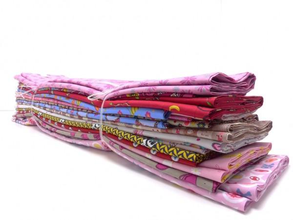 Baumwoll Druck Paket Mädchen