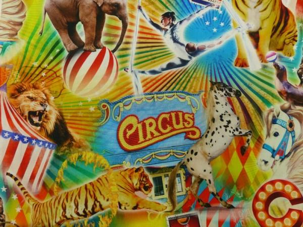 Deko Digital Druck Circus