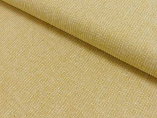 Baumwoll Leinen Streifen