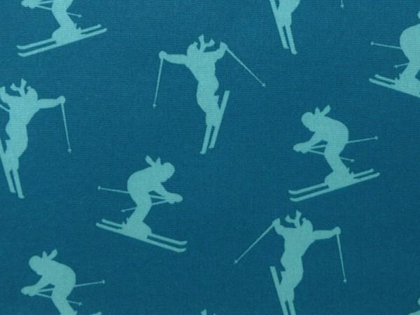 Softshell Druck Ski