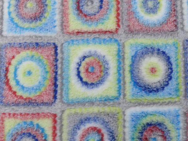 Micro Fleece Quadrate
