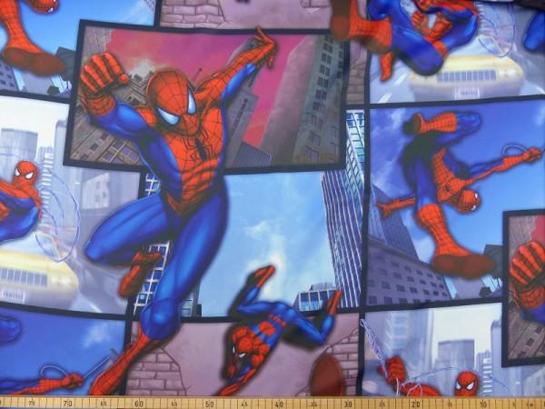 Verdunklungsstoff Spiderman