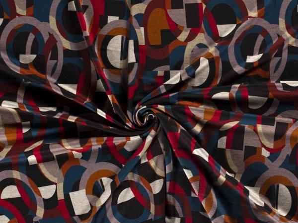 Polyester Viscose Digital Druck