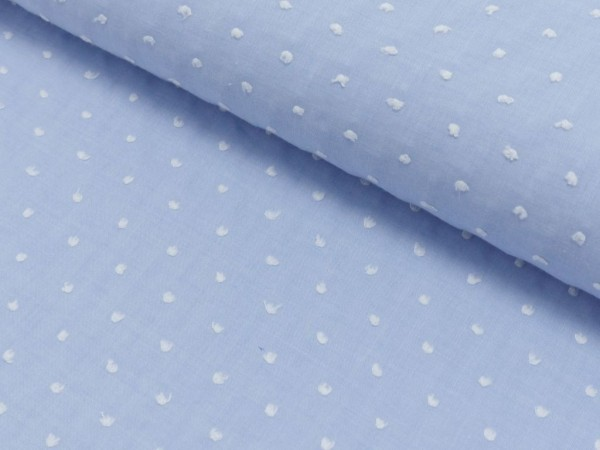 Baumwoll Polyester Slubs